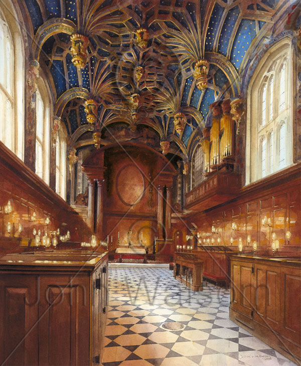 Chapel Royal, Hampton Court Palace